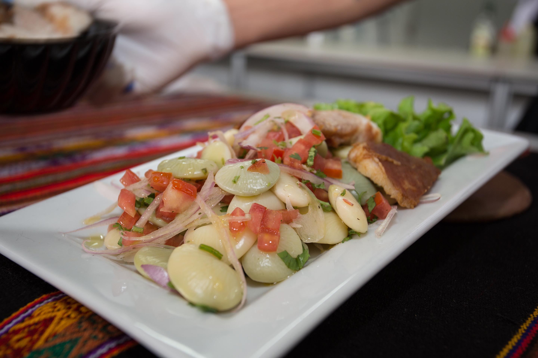 Gastronomía Iqueña