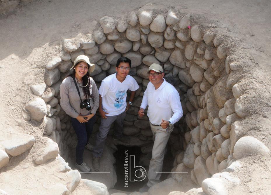 Tour arqueológico Nasca desde Nasca