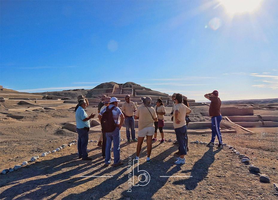Tour Cahuachi Nasca