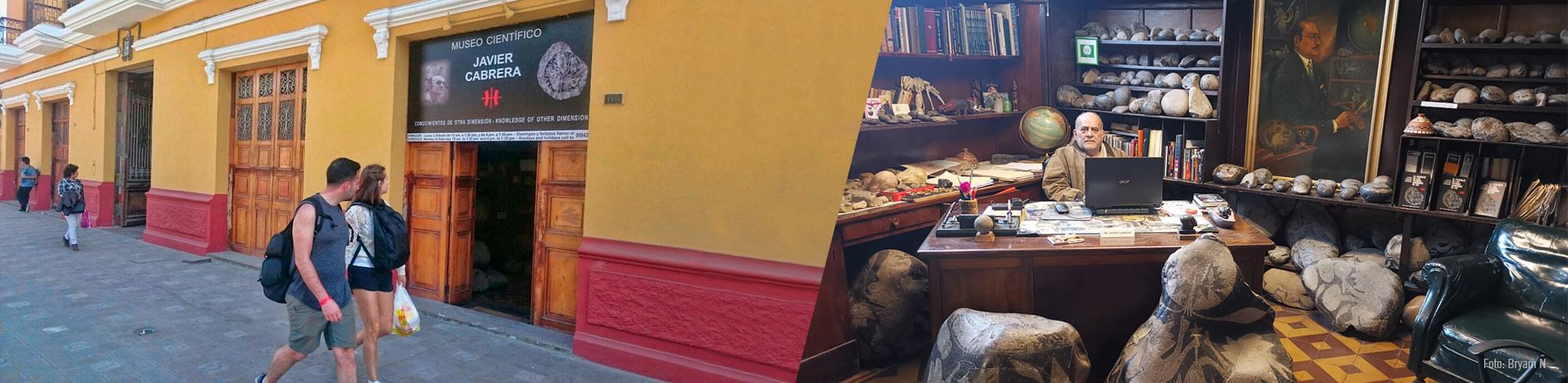 tour museo cabrera