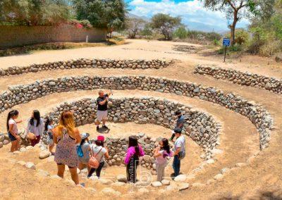 Sobrevuelo Lineas de Nasca y Tour Arqueológico